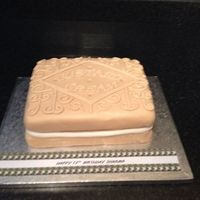 For A Little Girl Who Loves Custard Cream Biscuits *For a little girl who loves custard cream biscuits!
