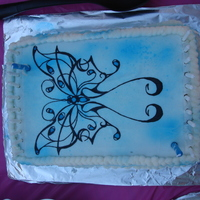 Butterfly Birthday Butterly birthday cake