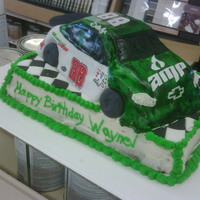 Dale Jr. Cake Made this Dale Jr. cake for a friend for his birthday