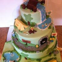 Cub Scout Cross Over Camping Cake All details are edible, except a few toothpicks and dowels. Fed about 100 cubs. Tigers start at the bottom and progress up through ranks,...
