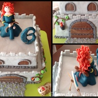Brave Valiente Merida Indomable Red Hair Flecha Arrow Brave, valiente, merida, indomable, red hair, flecha, arrow