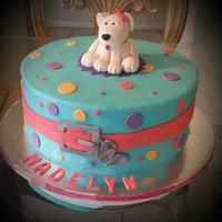 Doggy Cake Completely edible