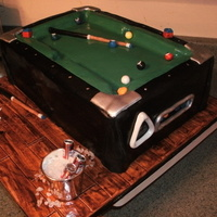 Wanna Play Some Pool?  Made for a good friend of mines....he loves to play pool and has won 4 trophies....took some time for this one, but he loved it! Butter...