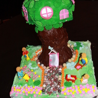 Berenstein Bears Birthday Cake