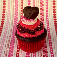 7-Layer Red Velvet Chocolate Overload Cupcakes 7-Layer Red Velvet Chocolate Overload Cupcakes Layer1: Moist Red Velvet Cake Layer2: Chocolate Ganache Layer3: Pink Buttercream Layer4:...