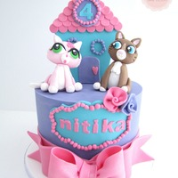 Littlest Pet Shop A littlest Pet Shop Birthday Cake