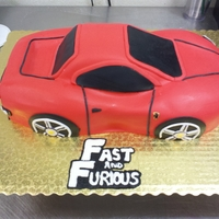 Fast And Furious Car
