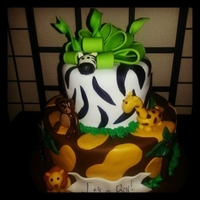 Jungle/safari Baby Shower   All MMF