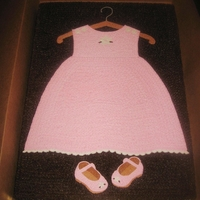 Baby Dress Baby dress and shoes