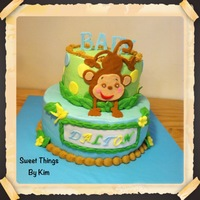Inch On 9 Inch Vanilla Cake All Bc With Fondant Decorations   ^ inch on 9 inch vanilla cakeAll BC with fondant decorations