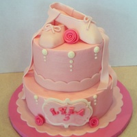 68 Inch Cake Fondant Accents And Slippers 6/8 inch cake fondant accents and slippers
