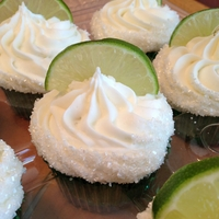 Margarita Cupcakes Margarita cupcakes with Tequila Lime Buttercream
