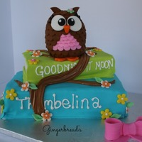 Owl Cake I Made For A Preschool Love The Colors Love The Owl So Much Fun To Make Owl cake I made for a preschool. Love the colors! Love the owl! so much fun to make