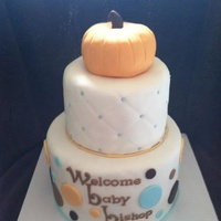 Pumpkin Baby Shower