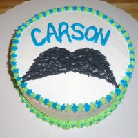 Mustache Smash Cake   Mustache Smash Cake for 1st birthday