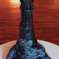Lord Of The Rings   Barad dur tower from The Lord of the Rings