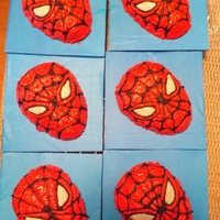 Mini Spiderman Masks Mini spiderman masks.