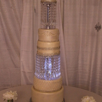 Chandelier Drop Crystal Cake Bride Had The Whole Cake Drawn Up For Her Consult One Of My More Challenging Cakes Love It Chandelier drop crystal cake. Bride had the whole cake drawn up for her consult. One of my more challenging cakes. LOVE IT!