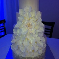 Petal Cake my favorite wedding cake!