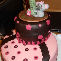 My First Birthday Cake I make this cake for my mother in law for her 50th birthday. she said, she loves koalas so I make this one in gumpaste from a picture I...
