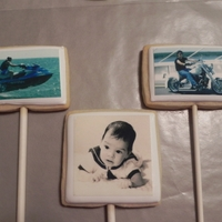 Cookies With Photo Transfer