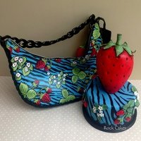 Inspired By My Favourite Handbag Tfl   Inspired by my favourite handbag. TFL