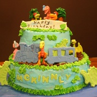 Dino Train fun cake to make . Thanks for lookingTeresa's Sweet Boutique