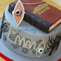 House Of Anubis Cake