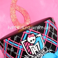 Monster High Themed 6Th Birthday