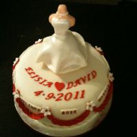 Bridal Shower Cake   BRIDAL SHOWER CAKE
