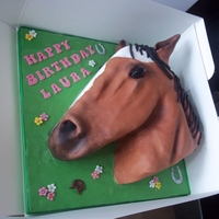 Another Horse Cake