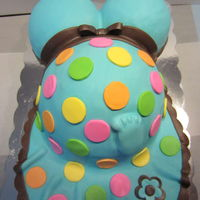 Baby Belly Cake Baby Belly cake