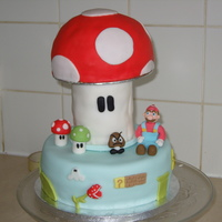 30Th Birthday Cake Had great fun making this one, not perfect, but fun and my mate loved it :)