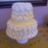 Yellow Rose Buttercream *