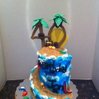 40Th Beach Theme Birthday 40th beach theme birthday