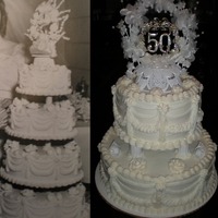 50Th Wedding Anniversary Recreation
