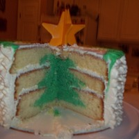 Surprise Inside Cake I got this idea from a blog I stumbled upon - 'I am baker' - she posted a tutorial of an ornament inside a cake - I thought I...