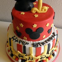 Mickey Cake Design inspired by several CCers. TFL.