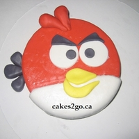 Angry Bird Cake Oakville Ontario By Cakes2Go.ca Angry Bird Cake Oakville Ontario by cakes2go.ca