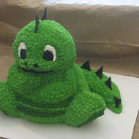 Spike Cake From the Wilton website