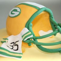 Packers Cheese Wedge