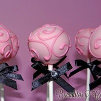 Cake Pops For A Bachelorette Party cake pops for a bachelorette party