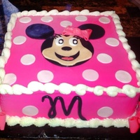 Minnie Chocolate covered strawberry