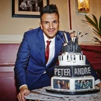 Birthday Cake I Made For A Peter Andres 40Th Birthday This Year Birthday cake I made for a peter Andre's 40th Birthday this Year!