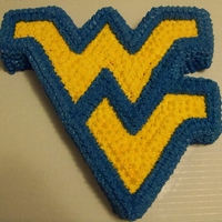 Flying Wv WVU flying WV
