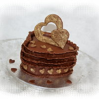 Valentine´s Day Mini-Cake