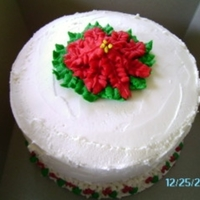 Poinsettia/red Velvet/cheesecake
