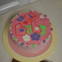 Carter's Baby Girl Shower Theme Cake All BC Cater's Baby Girl Shower Theme Cake
