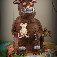 Gruffalo Feast! The Gruffalo