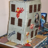 Superhero Skyscraper - Kind Of This was for my son's birthday - it was my first attempt at oh so many things. Mainly because of this (and my awful time management),...
